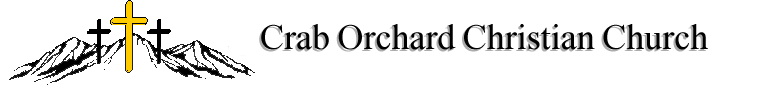 Crab Orchard Christian Church Logo